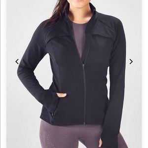 NWT Kimmy Mock Neck Jacket